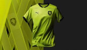 Camiseta de República Checa para la Eurocopa 2020