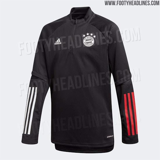 Kit de entrenamiento del Bayern 2020/2021