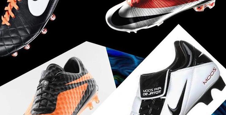 Botas de Futbol Nike Inspiración-Retro incluyendo 'All' Silos