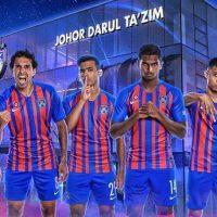 Camiseta Johor Darul Ta'zim 2020 Home & Away