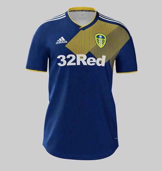 El Leeds pasa a Adidas 20-21 Concept Kits