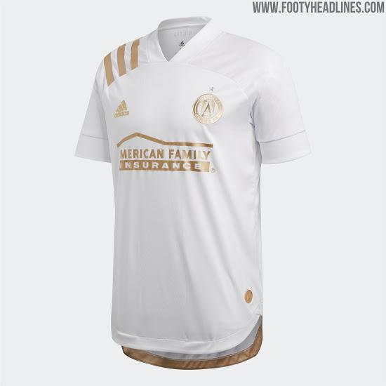 Camiseta Atlanta United 2020 Visitante-Revelada