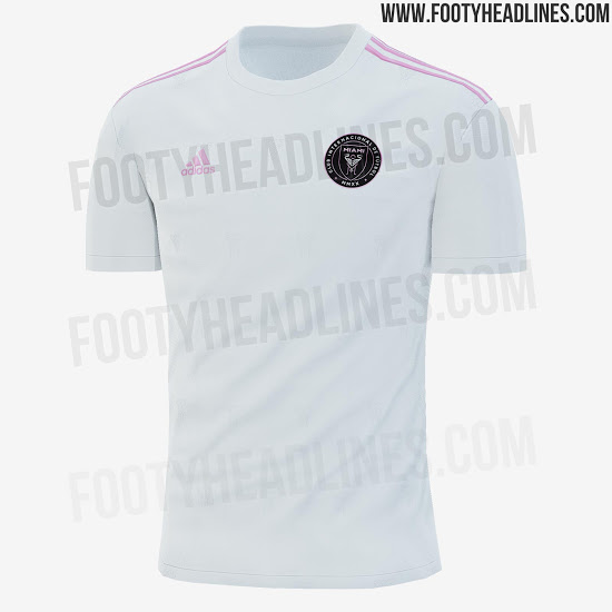 Camisetas Inter Miami 2020