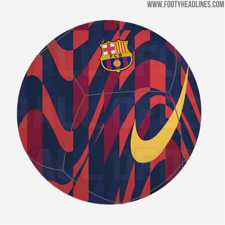 Predicción: Diseño único de la Camiseta Barcelona 2021 Pre-Partido
