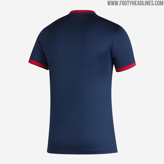 Camiseta Chicago Fire 2020 Presentada