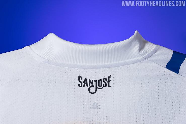 Nueva Camiseta San José Earthquakes 2020 Visitante lanzado