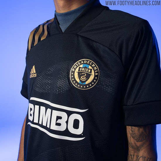 Camiseta Philadelphia Union 2020 Presentada