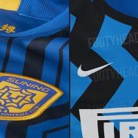 Camiseta Jiangsu Suning 2020 Local Revelada- Sera Igual a la del Inter Milan 2021??