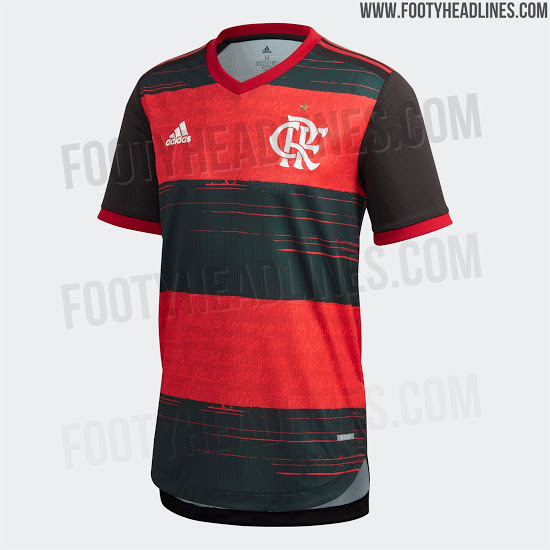 Camiseta Flamengo 2020 Local Revelada