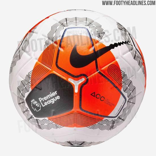 Espectacular Nuevo Balon Nike Premier League 2020