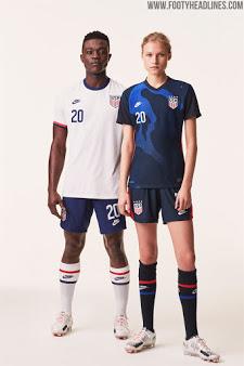 Todos las Camisetas de Selecciones Nacionales de Nike 2020 filtrados: Inglaterra, Países Bajos, Portugal, etc. -Nigeria, Corea del Sur & USA Camisetas Revelados