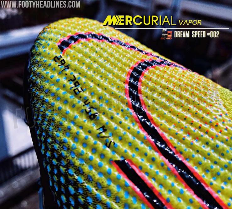 Botas Mercurial Dream Speed #002 Versiones Superfly & Vapor
