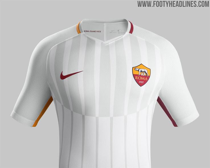 Camiseta Roma 2021 Visitante