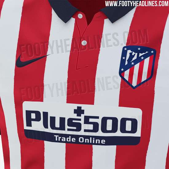 Camiseta Atlético Madrid 2021