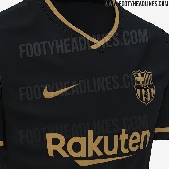Camiseta 2ª Equipación del FC Barcelona 2021