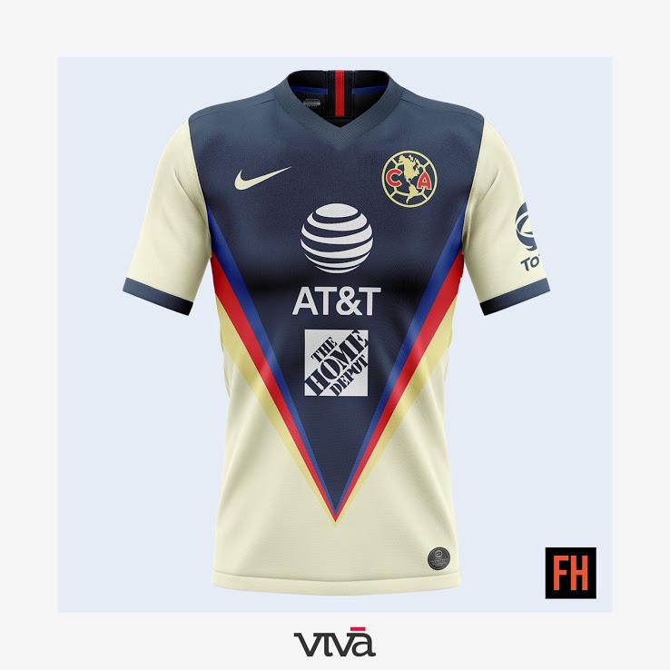 Camisetas Club América 2021
