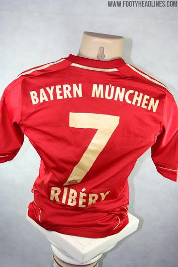 Camiseta FC Bayern Munich 120 aniversario