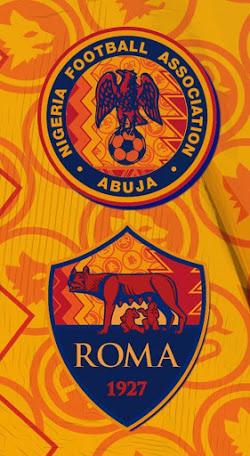 Camisetas Nike AS Roma x Nigeria 2020 Concept Kits