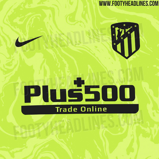 3ª Camiseta Atlético 2021