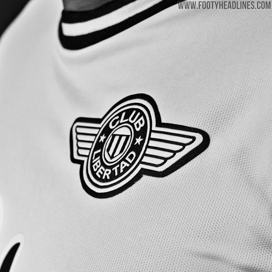 No mas Nike - Lanzamiento de la camisetas Club Libertad 2020