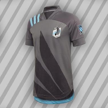 ¿Camisetas de MLS 2020 sin patrocinio?