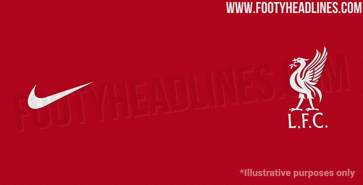 Camisetas del Liverpool 2021