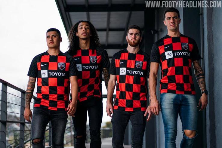 Lanzamiento de la nueva camiseta del San Antonio FC 2020