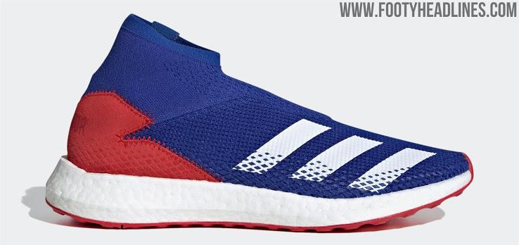 Paquete de botas Adidas Tormentor 2020 exclusivo de Predator