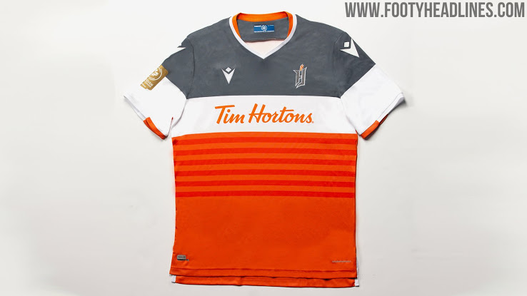 Camiseta del Forge FC 2020 de local