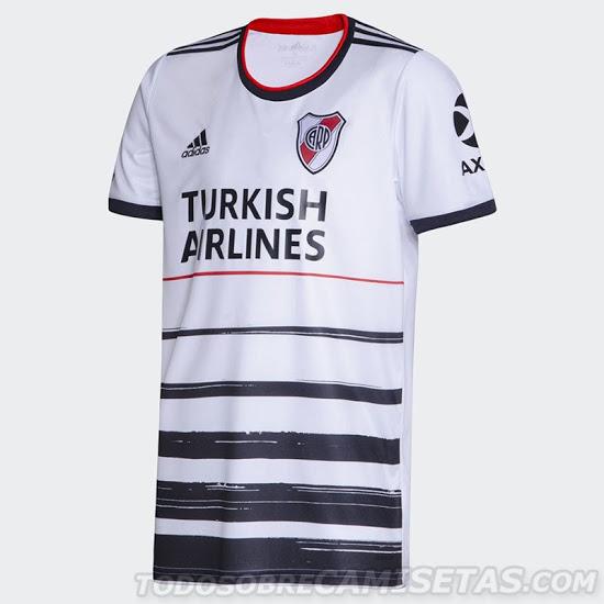 """Todas las """"32"""" camisetas de la Copa Libertadores 2020"""