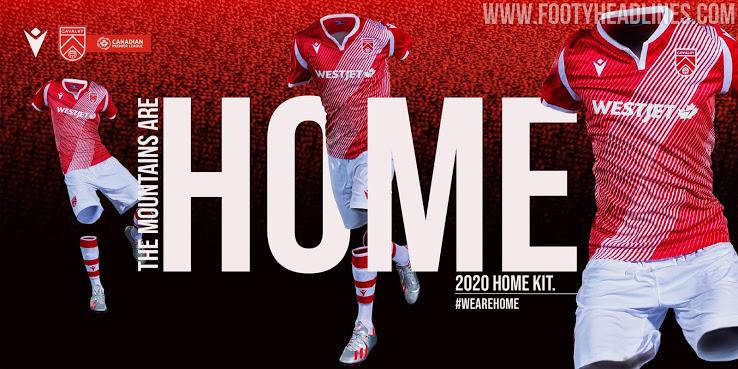 Nueva camiseta del Cavalry FC para este 2020