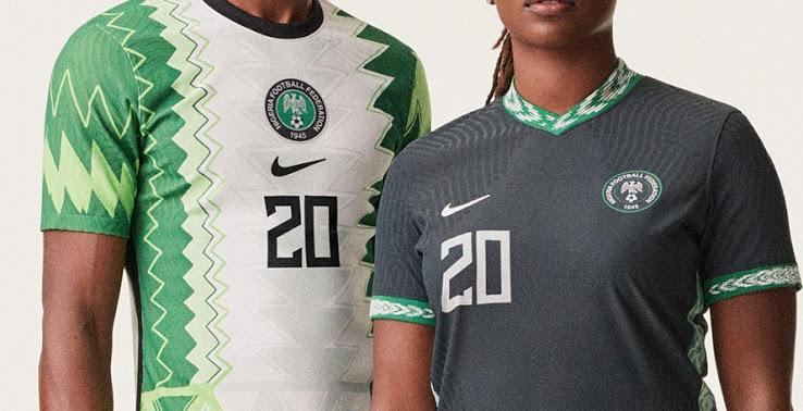 """Nike lanzará botas """"Air Max"""" con el diseño de la camiseta de Nigeria"""