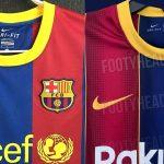 Camisetas de FC Barcelona