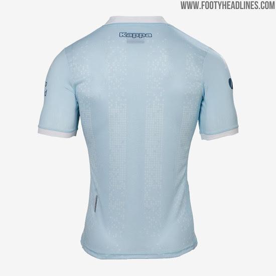 Nuevas camisetas del Racing Club para la campaña 2020-2021