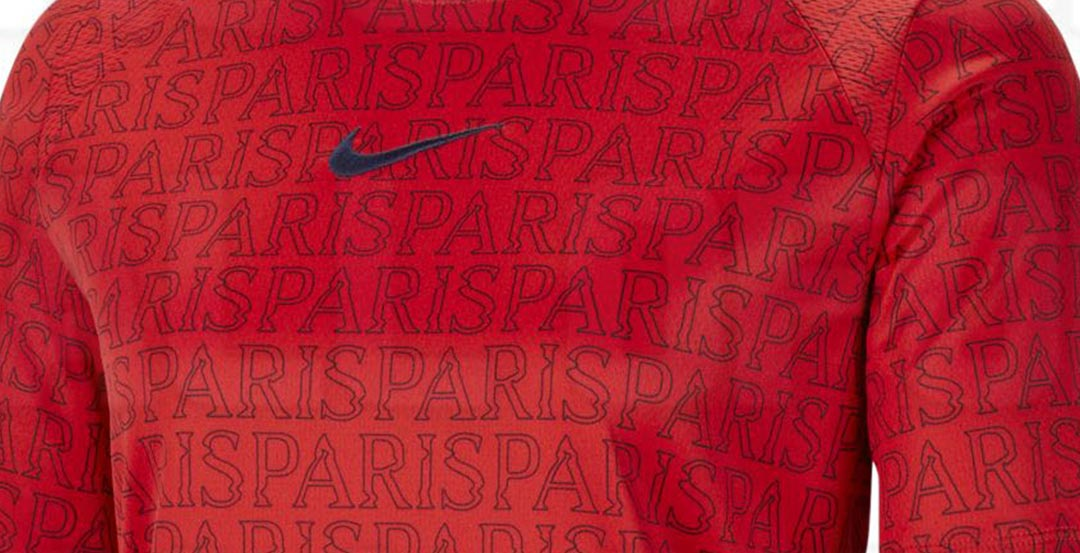 El PSG estrena camiseta de pre-partido para la temporada 2020-2021