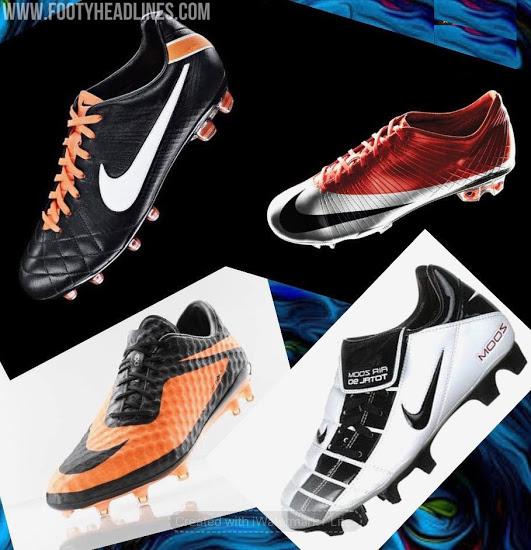 Las nuevas botas Nike Phantom Vision 2 'Futuro de ADN Hypervenom'