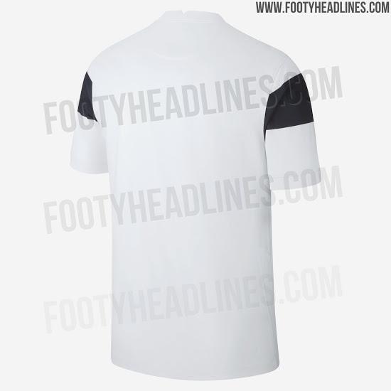 Camisetas de local y visitante de Finlandia 2020