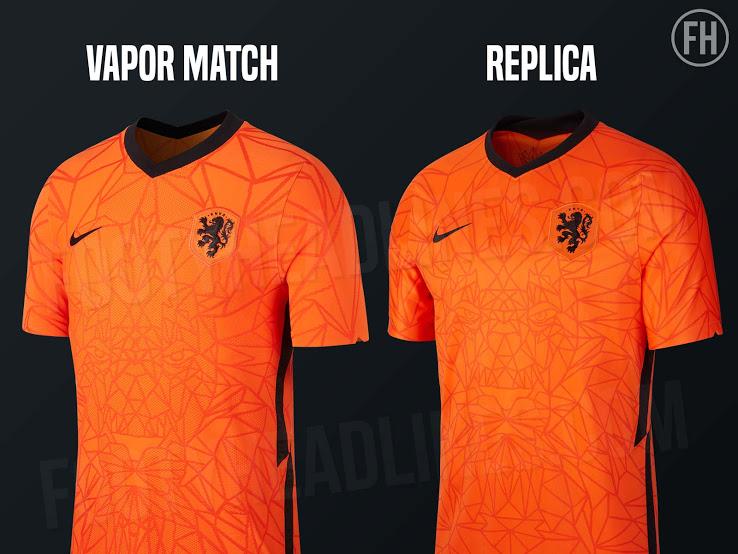 Versión Vapor Match vs Versión Réplica/Fan de Nike 2020