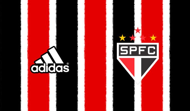 Camiseta de local de São Paulo 2020-2021