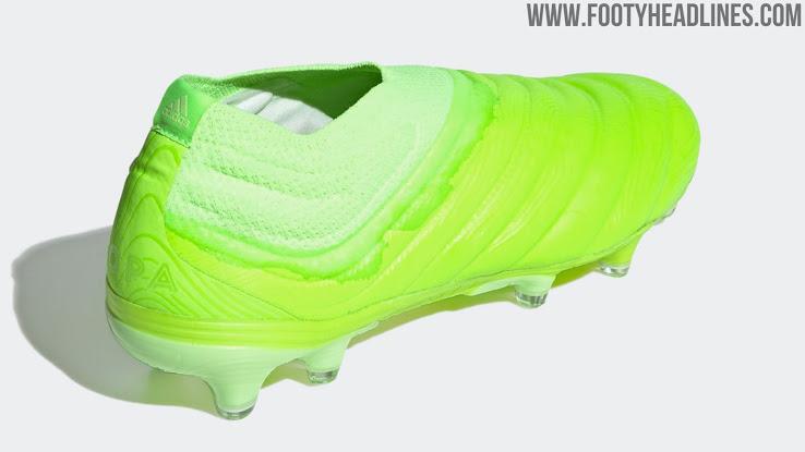 La Señal Verde Adidas Copa 20 Localidad Pack De Botas De Filtrado
