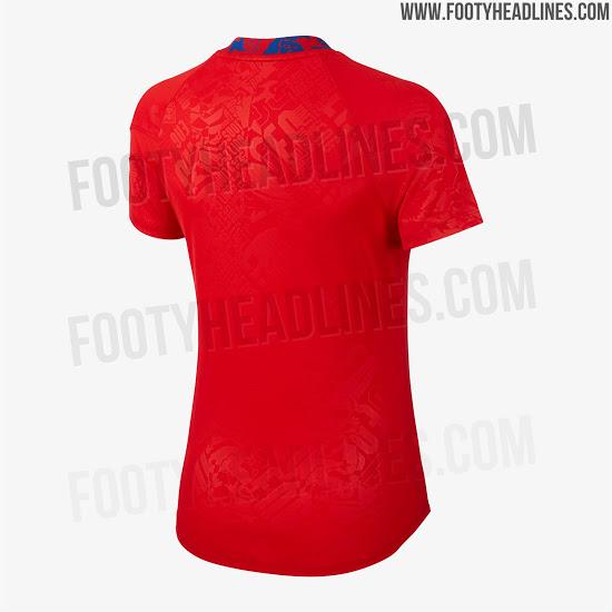 Camiseta Pre-Partido de Inglaterra para la Euro 2020