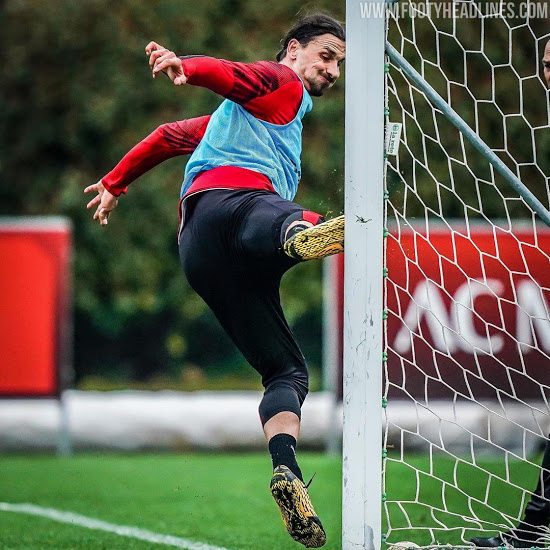 Zlatan Ibrahimovic se une a Puma
