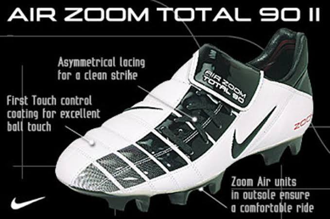 """Botas Total 90 II Inspirado Nike Fantasma Veneno 'Futuro"""" ADN de 2020"""