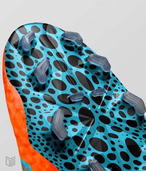 Nuevas botas Nike Phantom VNM Ultra