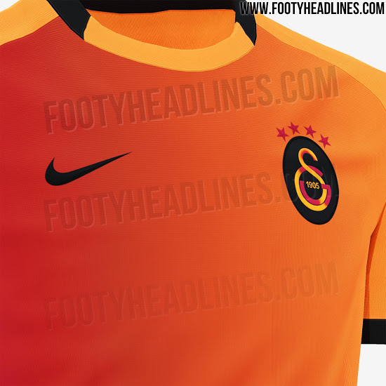Camiseta alternativa del Galatasaray 2020-2021