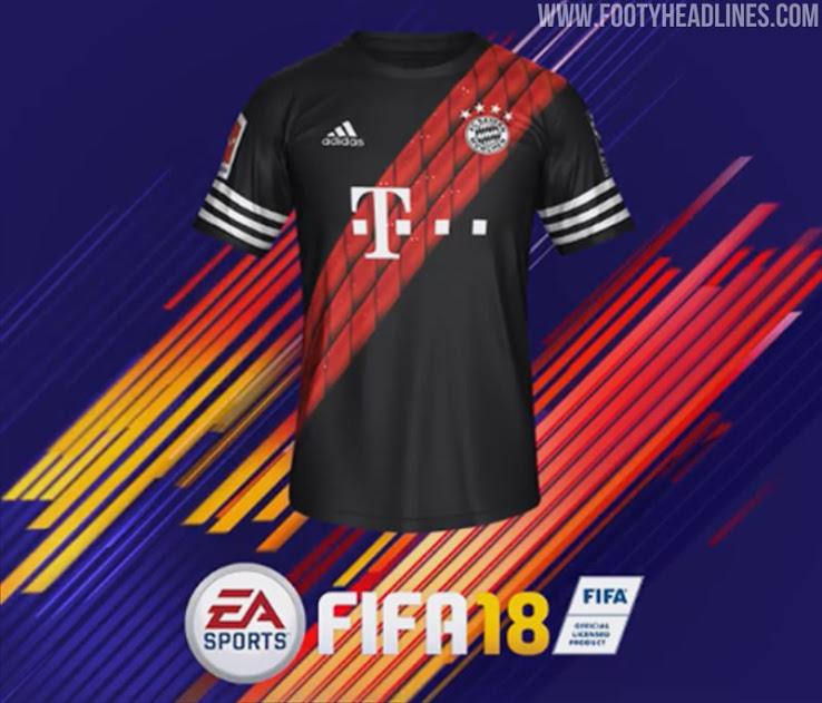 Tercera camiseta del Bayern Múnich 2020-2021