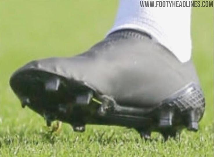 Botas Adidas X Fantasma 2020-21 Negro Pack