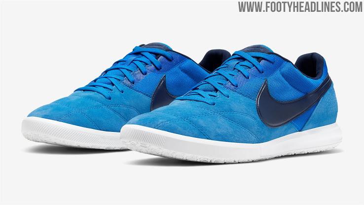Botas Azul / Marina de Nike Premier II Sala