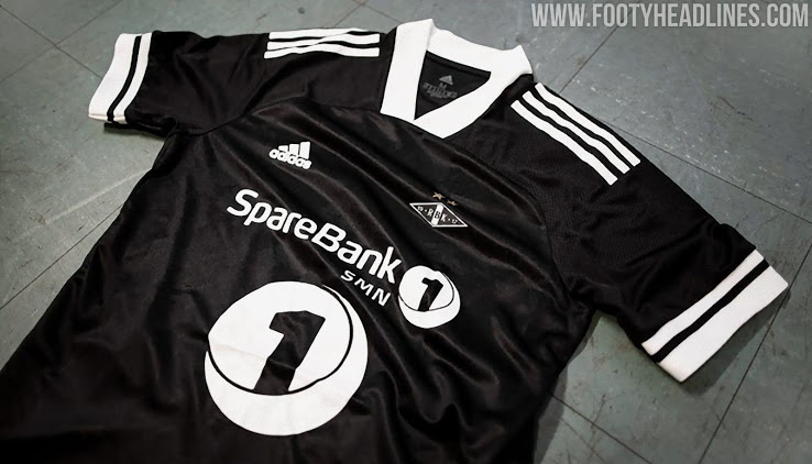 Camiseta de visitante del Rosenborg BK 2020