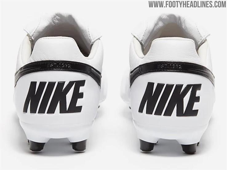 Botas Blanco / Negro Nike Premier II